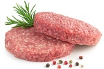 REDDY RAW BEEF PATTIES